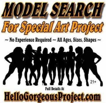 Hello Gorgeous Project Logo
